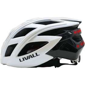 LIVALL BH60SE Kask rowerowy incl. BR80 biały